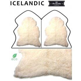Icelandic lampaantaljamatto 2, valkoinen lyhyt