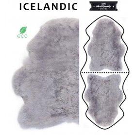 Harmaa lampaantalja, Icelandic x2, erikoispitkä