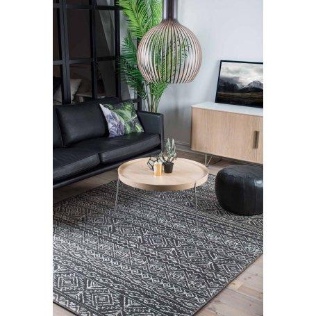 Lerhamn, kosteutta kestävä design matto