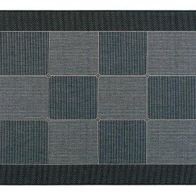 Brick matto Pyöreä 133, kumipohjalla OL