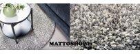 Ryijymatto, nukkamatto tai Shaggymatto on pehmeä, trendikäs helppohoitoinen matto sisustukseen ja kovaankin käyttöön.